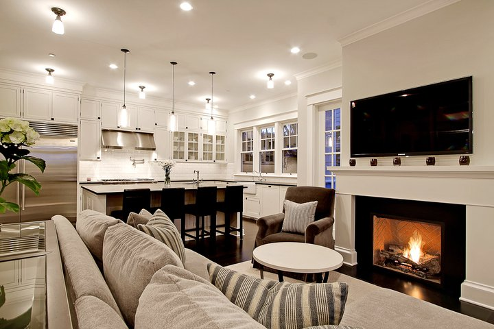 Open Concept Layout