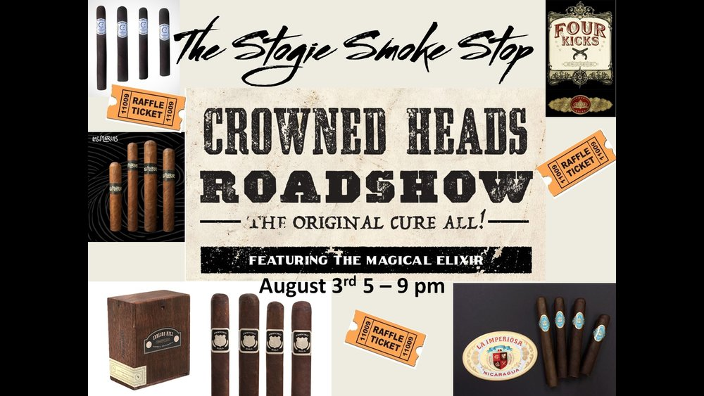 Crowned Heads Cigar Event / Roadshow