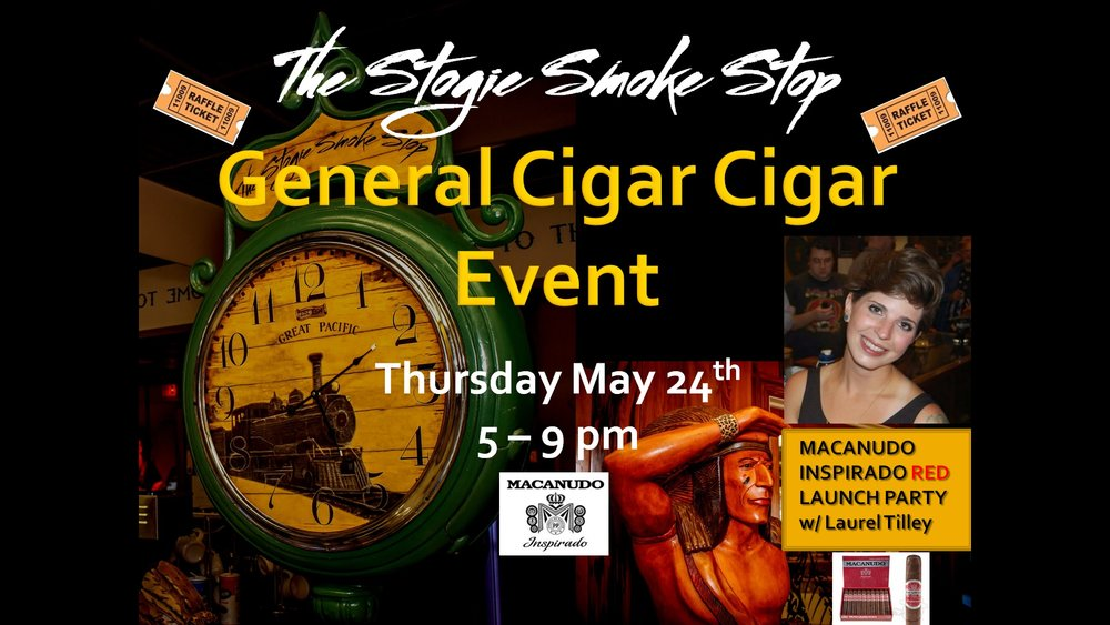 General Cigar Event w/ Laurel Tilley