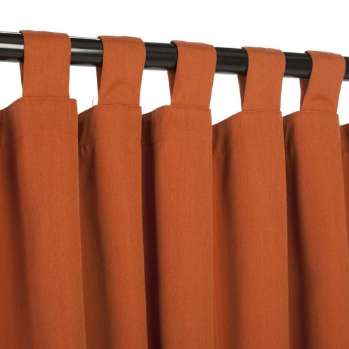 Tab-Top Curtains — Rico Curtains and Blinds