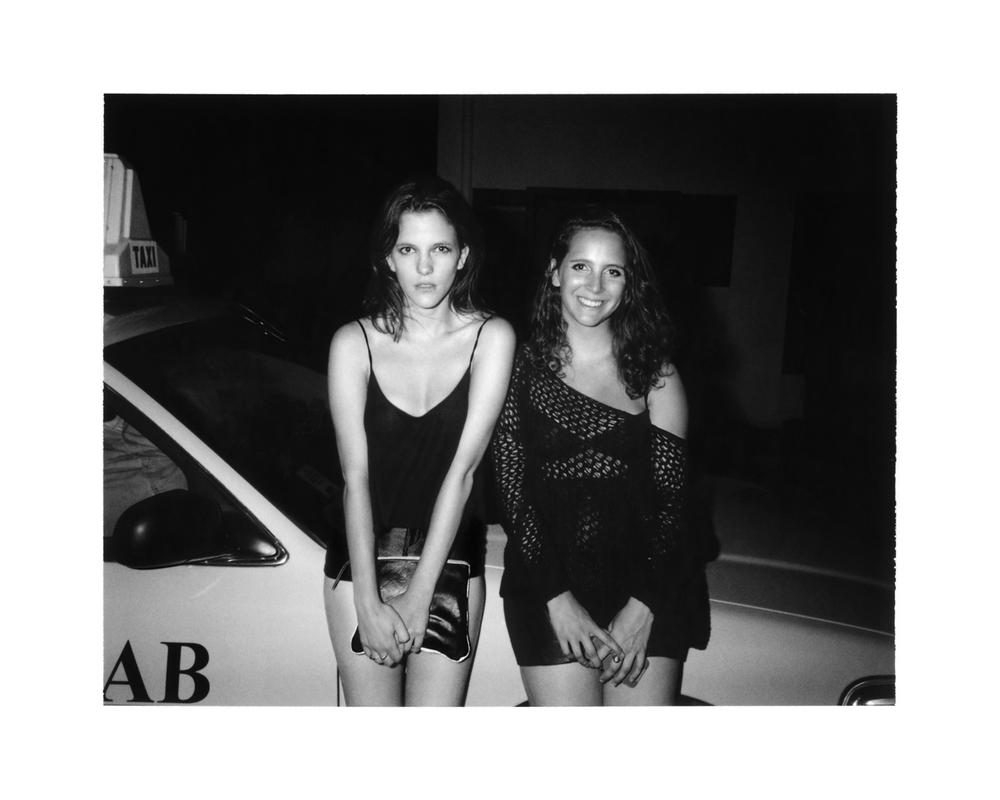 Girls on Congress Street