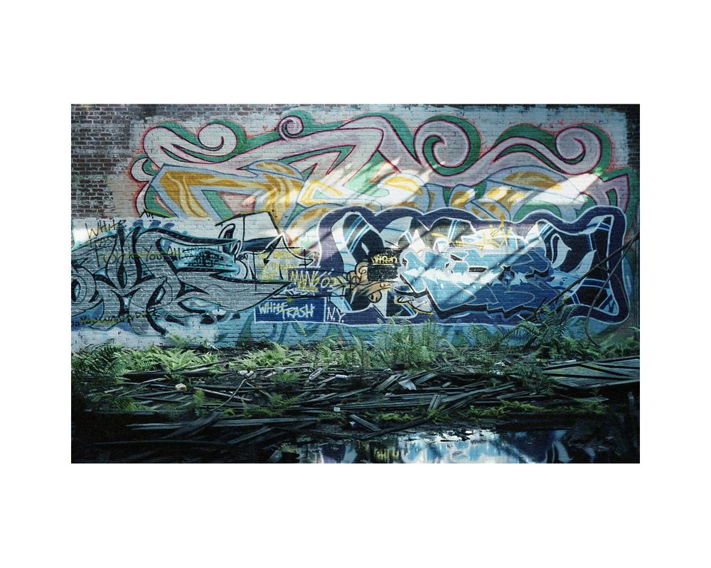 Roundhouse Graffiti