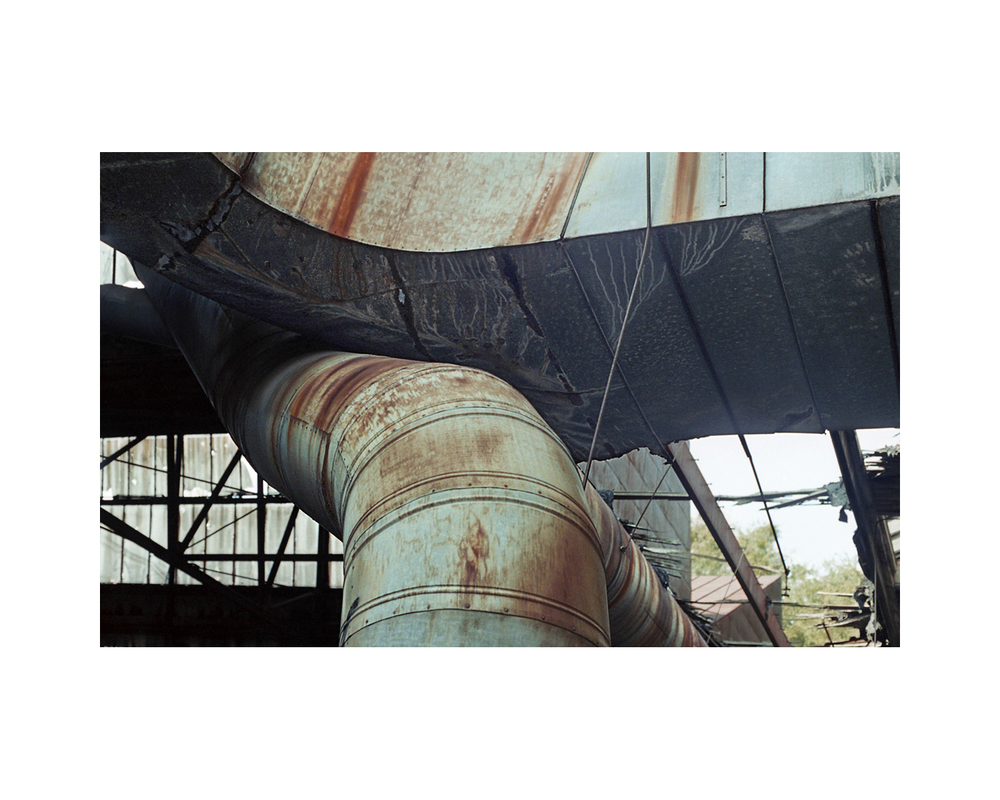 Rust in the Roundhouse