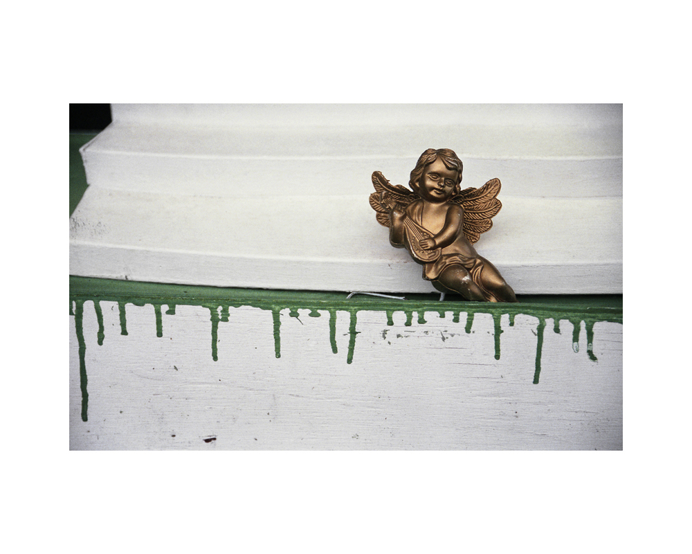 Dripping Cherub - Mission Street - San Francisco, CA