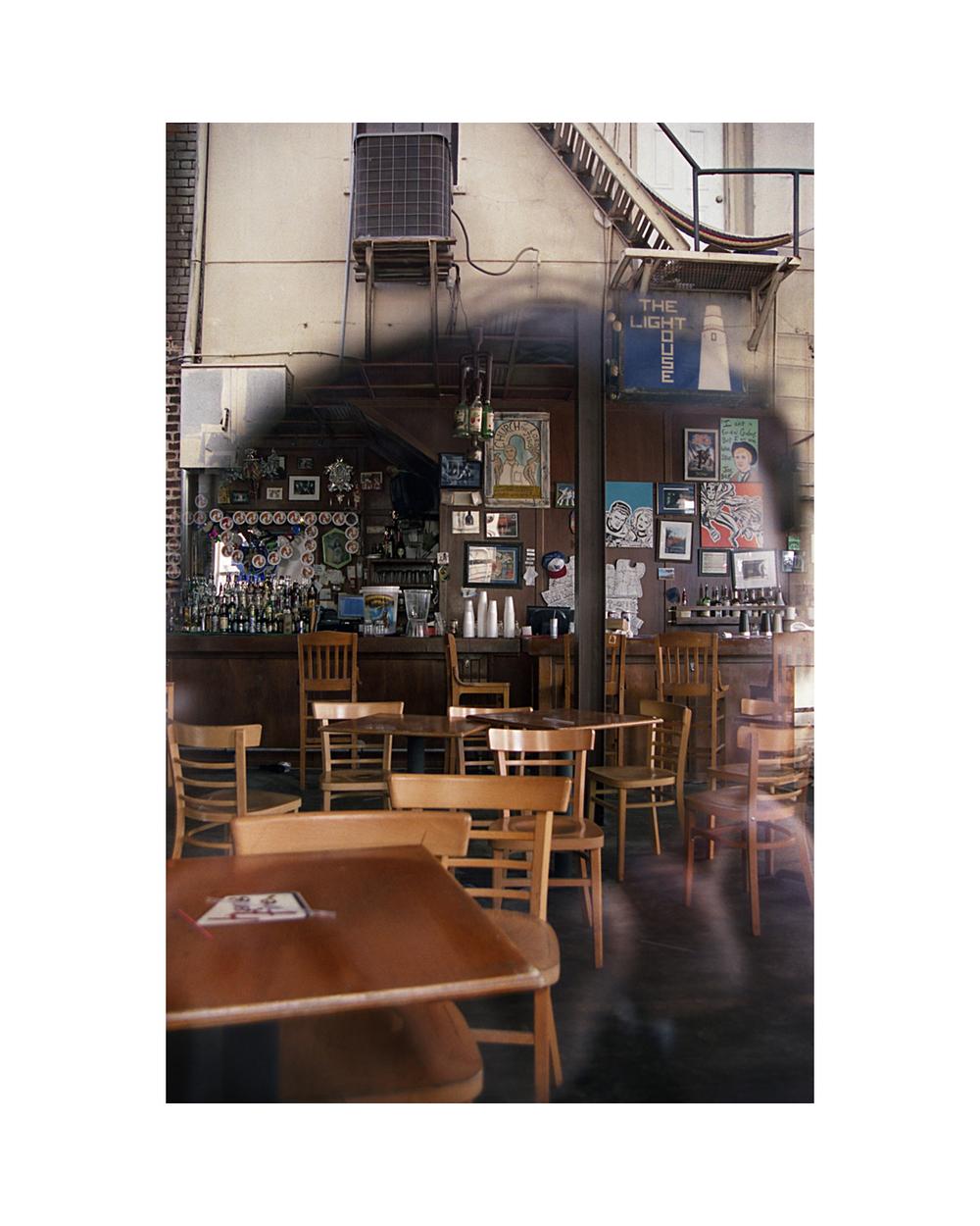 Hangfire Bar - Whitaker Street - Savannah, GA
