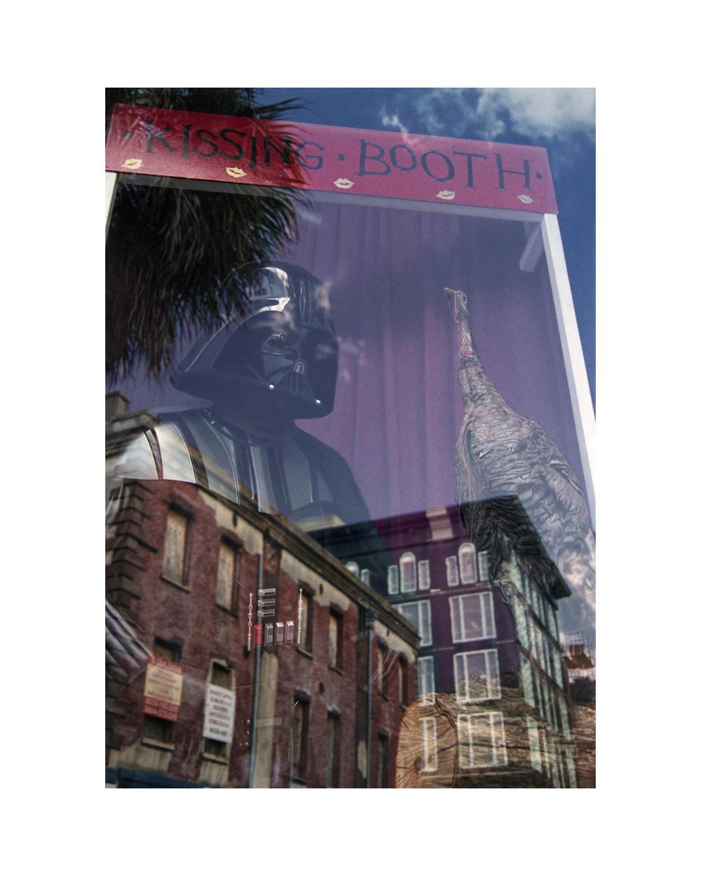Jinx Window - Congress Street - Savannah, GA