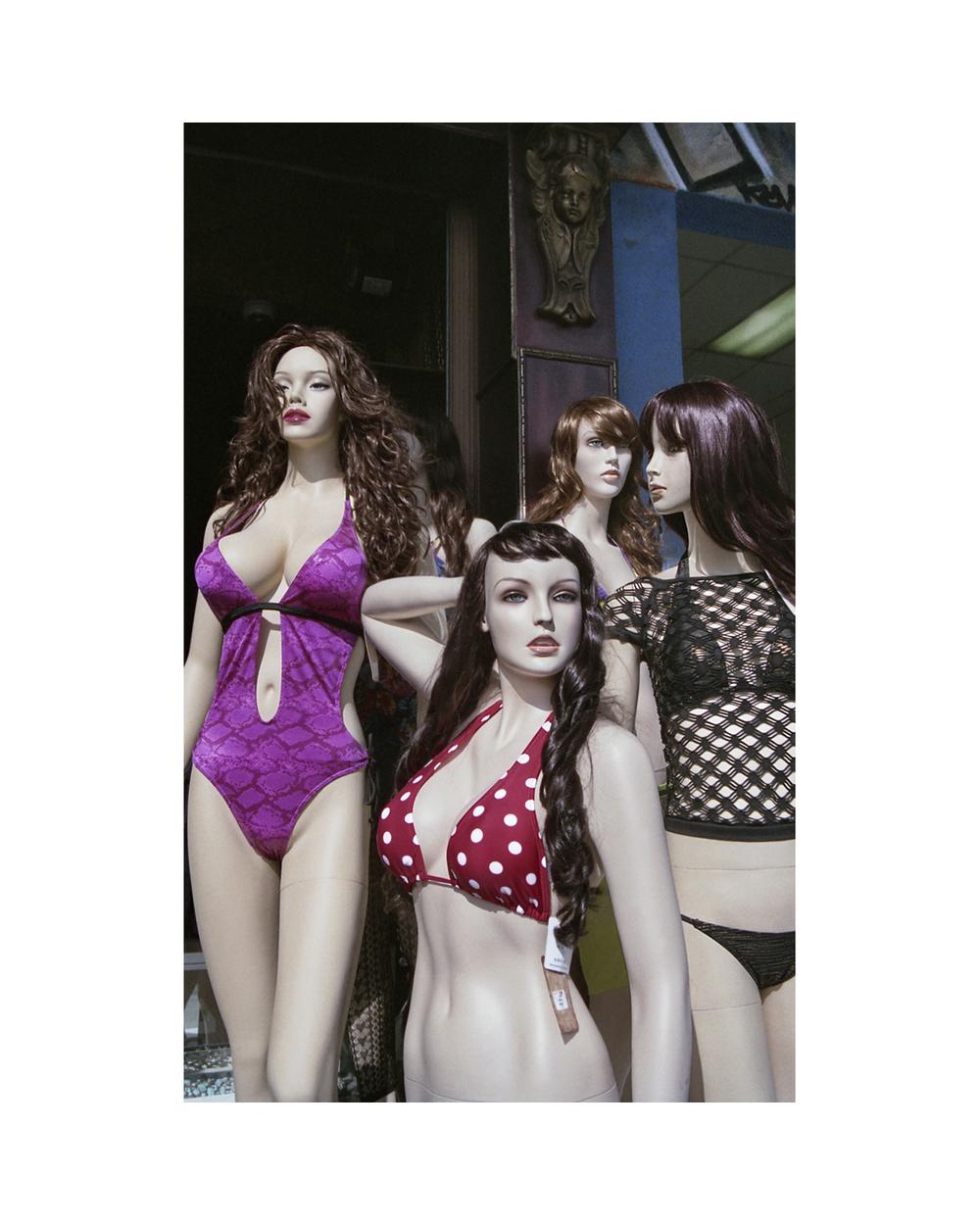 Mannequins - Venice Beach, CA