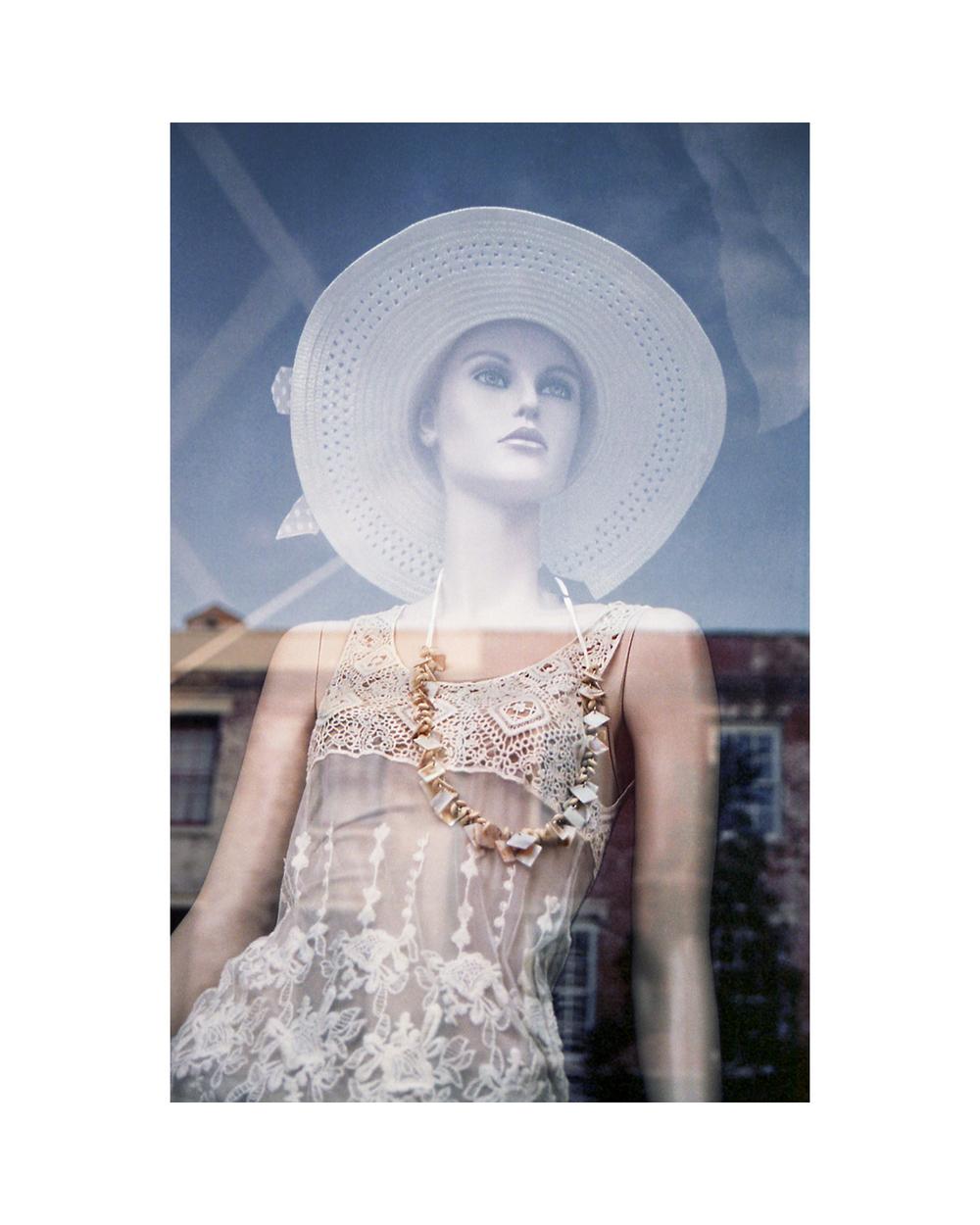 White Hat on Broughton Street - Savannah, GA