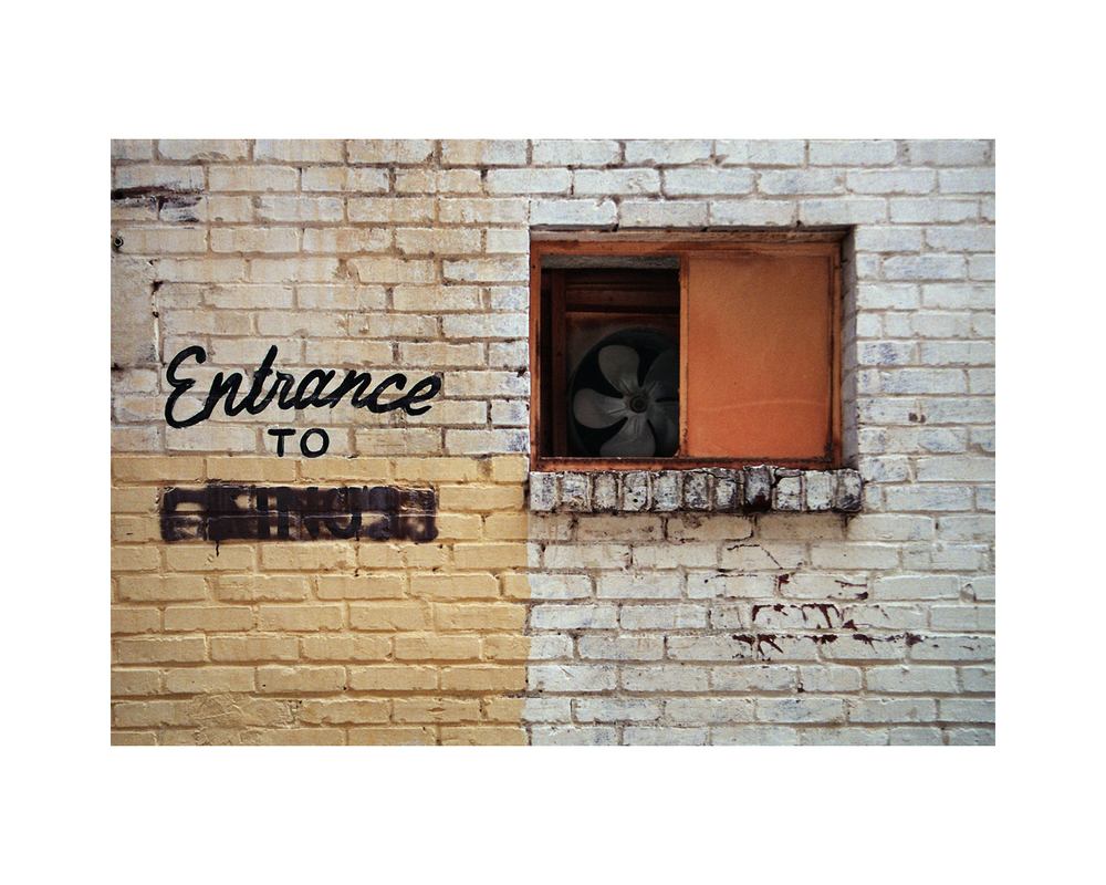 Entrance - Savannah, GA