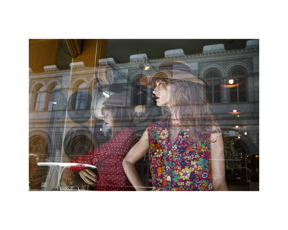 Mannequins - State Street, Savannah, GA