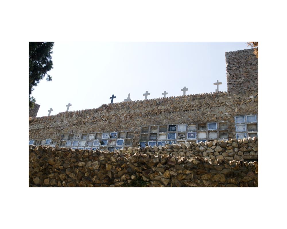 Montjuic Cemetery, Barcelona