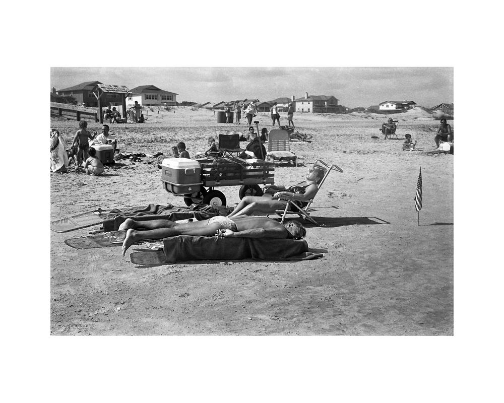 Tybee Island Sunbathers