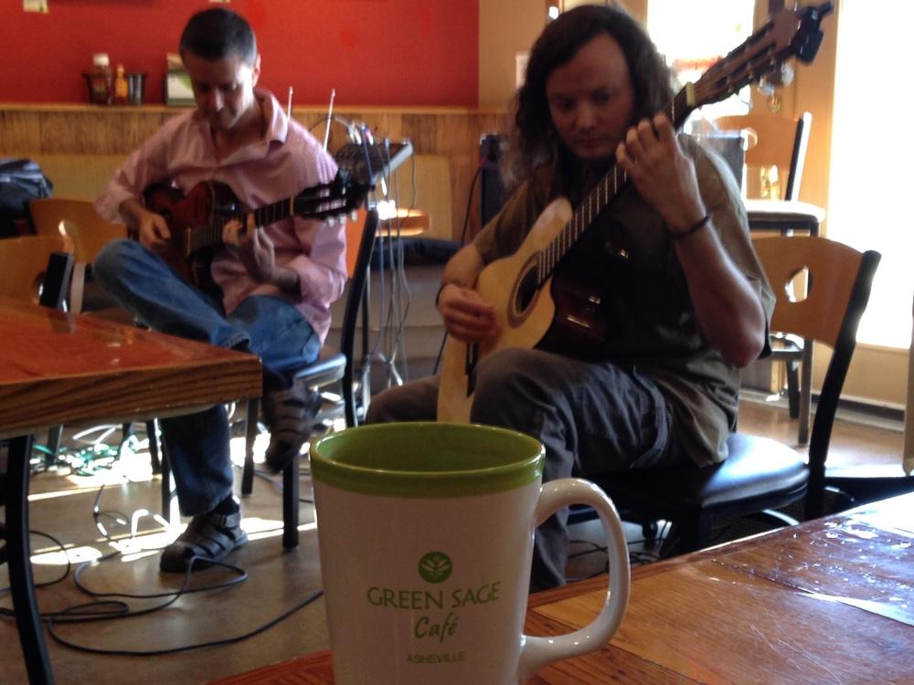 Green Sage Cafe June 7, 2016.JPG