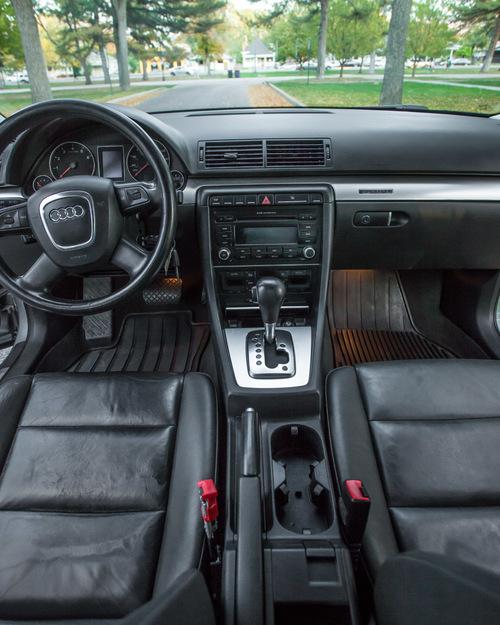 Custom Floor Mats For B6 B7 Audi A4 S4 Rs4 02 08 All Weather Rev