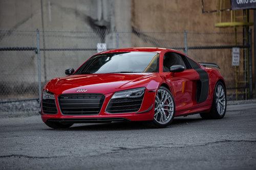 2015 Audi R8 V10 Plus Competition Pkg 9k Miles