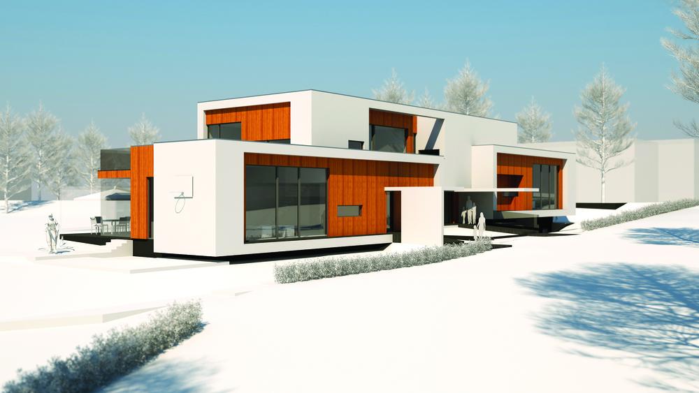 Apartment buildin in Nõmme (Tallinn), photo (c): Raul Järg's archives
