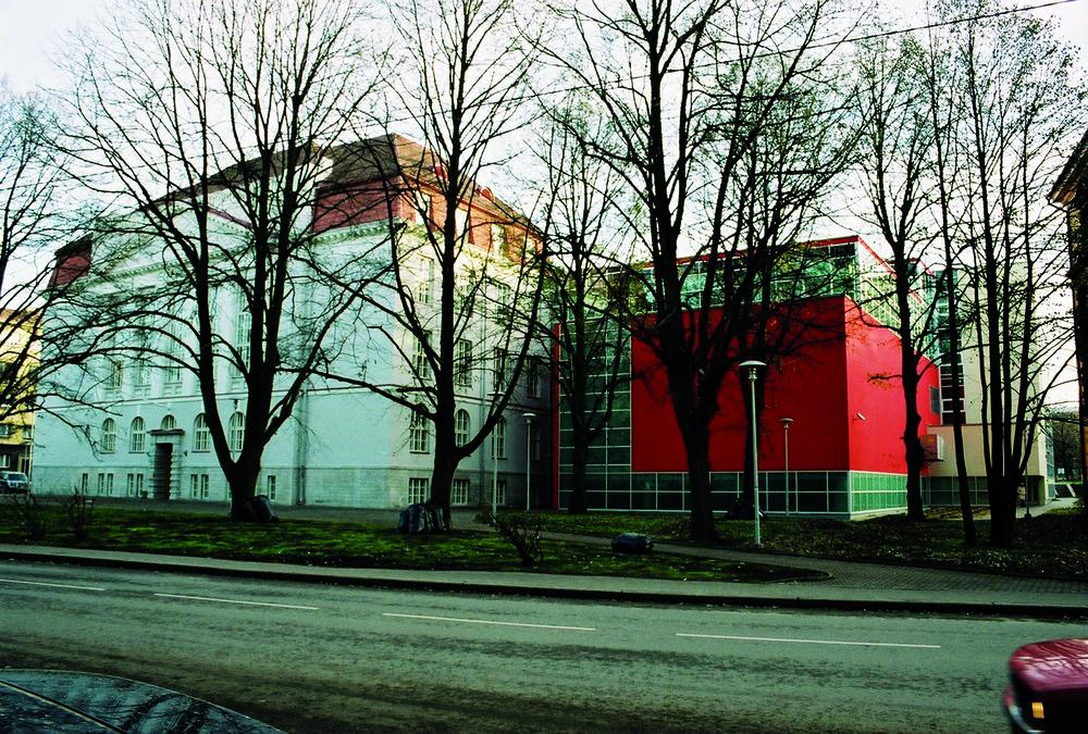 Tallinn 21 School renovation and annex