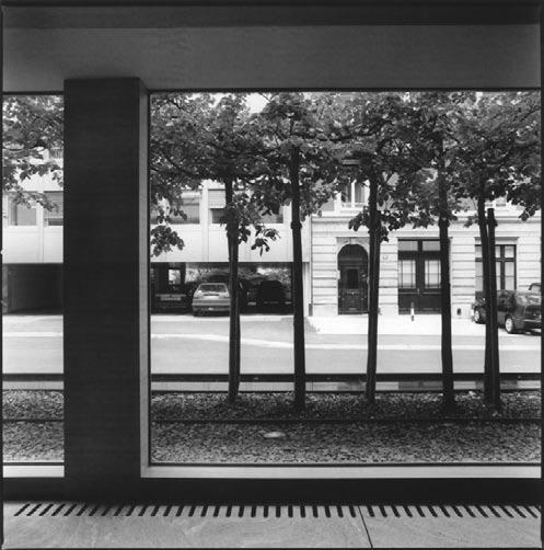 Komerční objekt Mühlebachstrasse, Curych