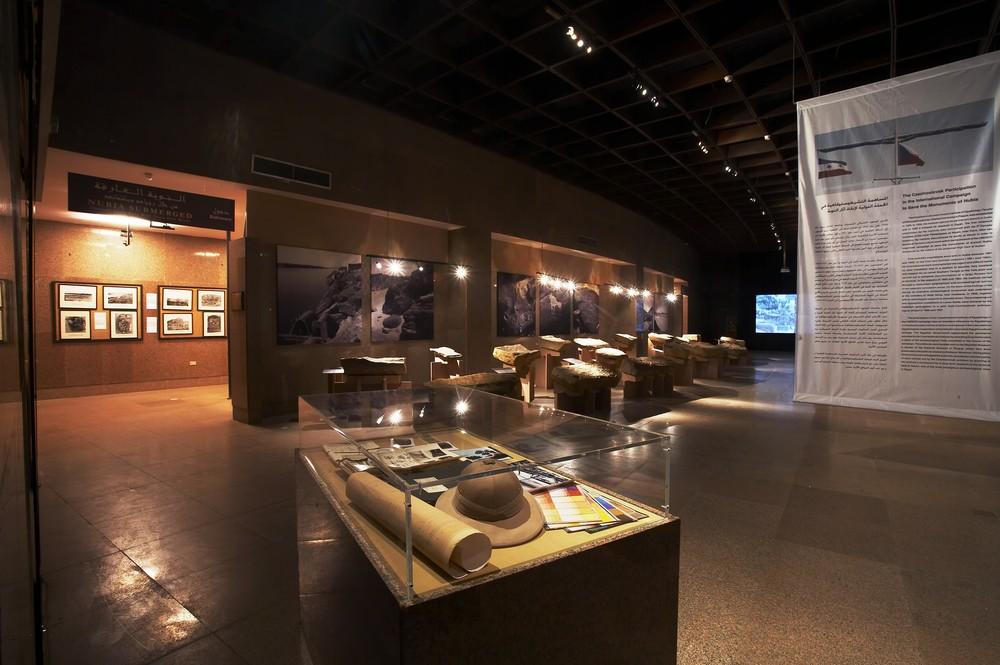 Výstava Aswan