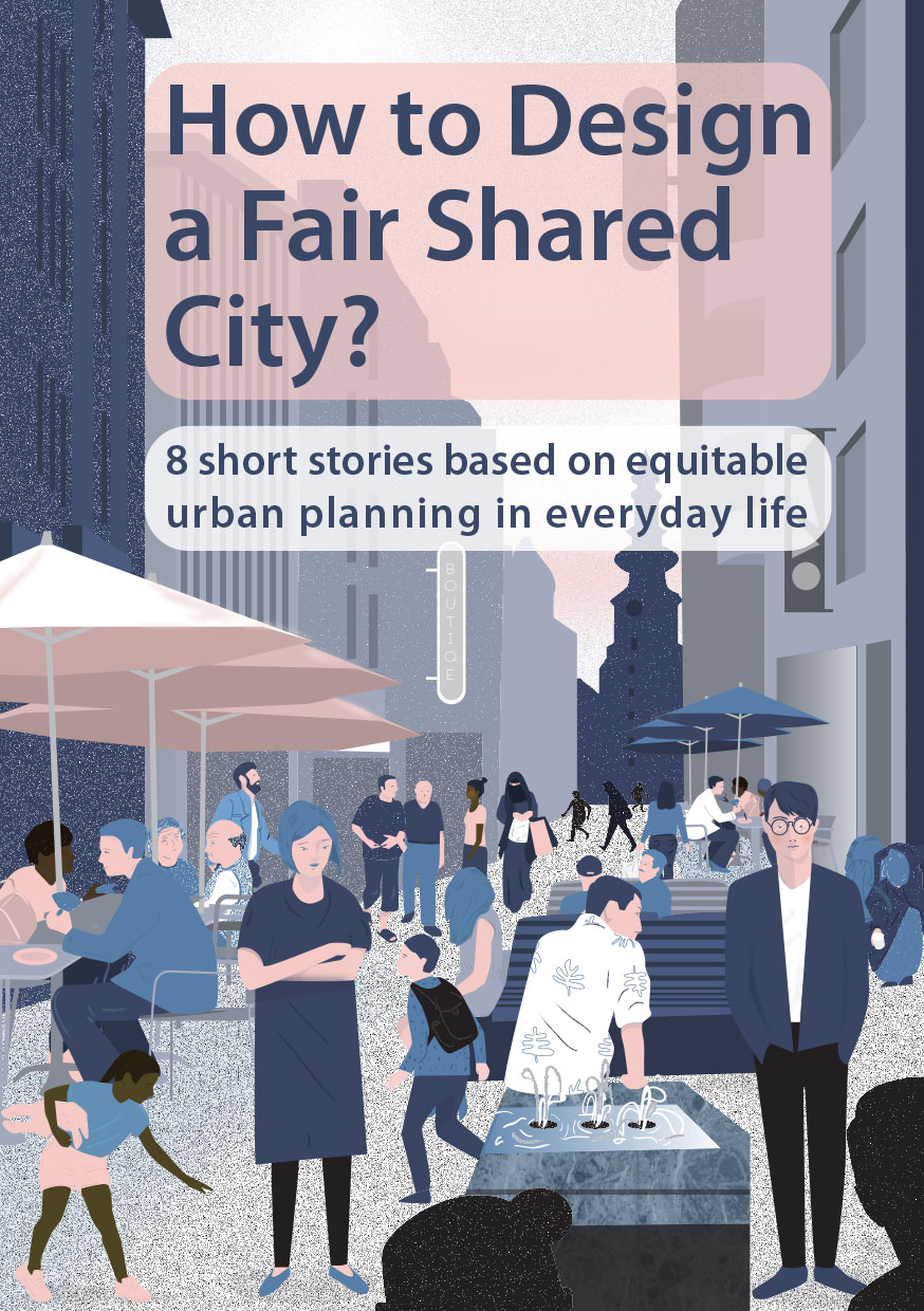 How to Design a Fair Shared City?