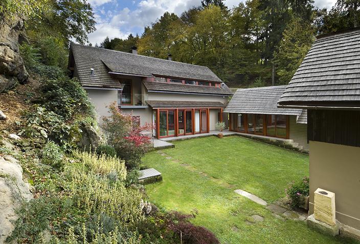 Dom v Českom Raji