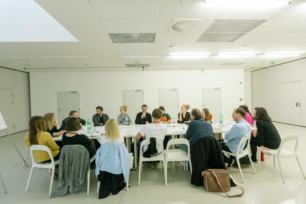 Školicí semináře participace, které připravuje kancelář participace Institutu plánování a rozvoje  (c) IPR