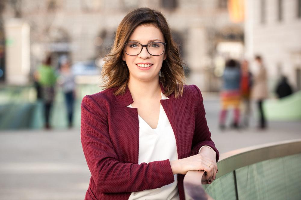 Lara Köck, photo: Die Grünen Steiermark