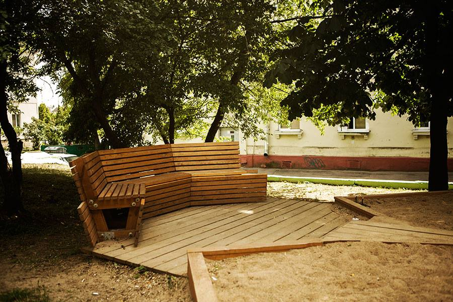 Children playground, photo: Nadzeya Tsaranok
