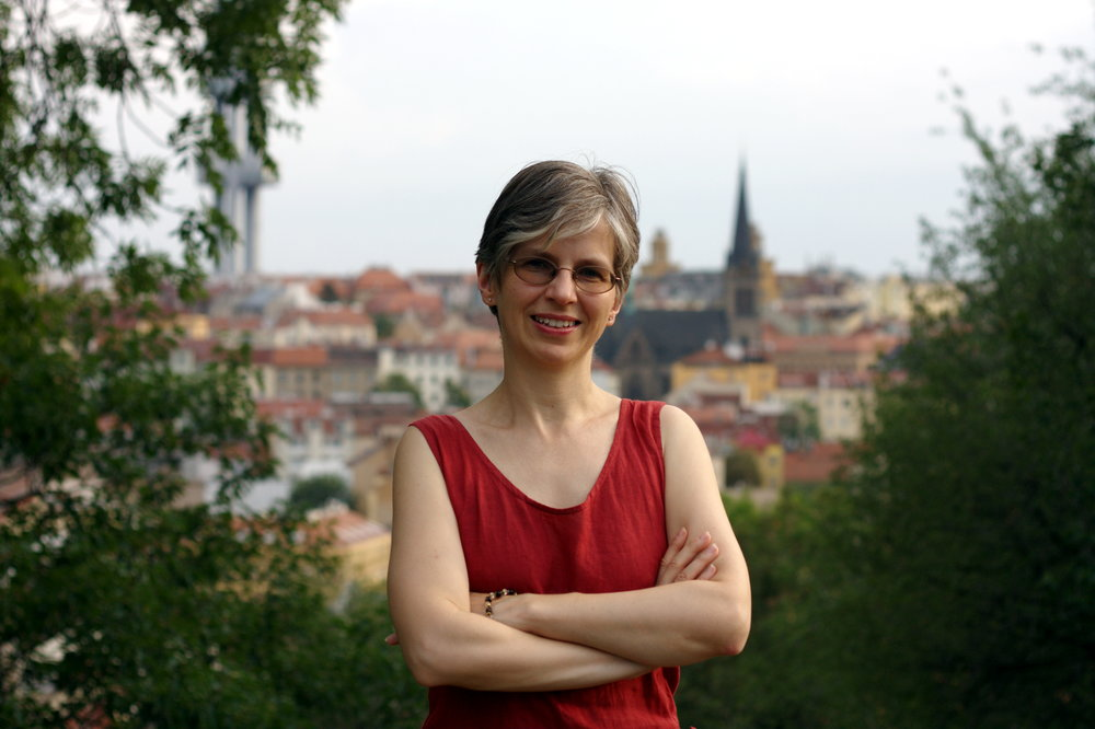 Architektka Michaela Zucconi, foto: Monika Grilli Wagnerová