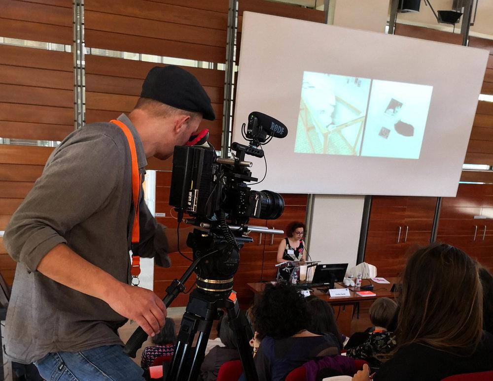 MoMoWo Symposium 2018 at the Politecnico of Turin - Campus Lingotto,  Turin (Italy), 16-21 June (organisers C. Franchini and E. Garda), photo:  Caterina Franchini