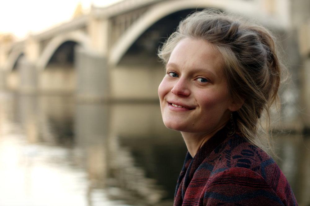 Krstin Malmcrona Friberg. Photo (c) Monika Grilli Wagnerova