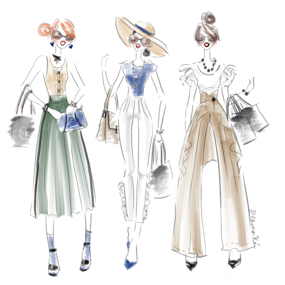 Fashion Illustration and Design