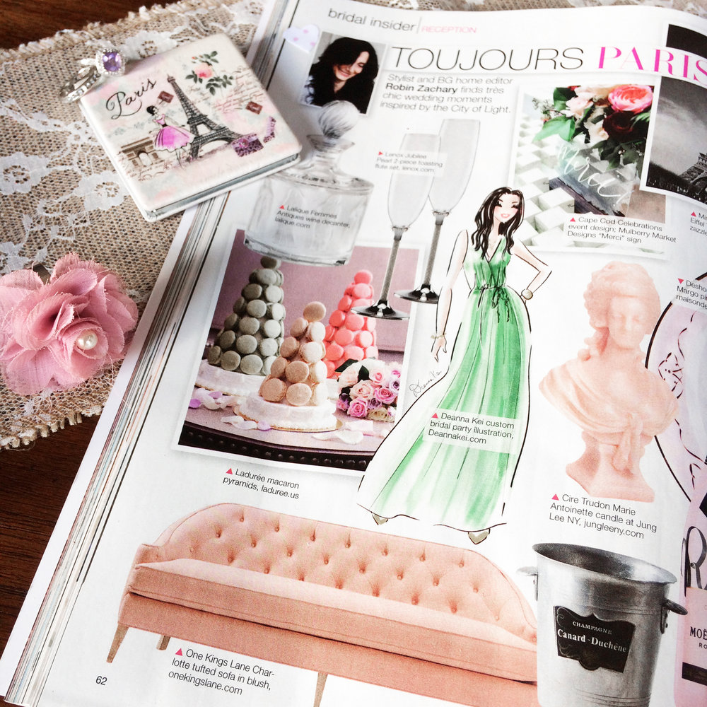 The Bridal Guide - Magazine: May/June Issue