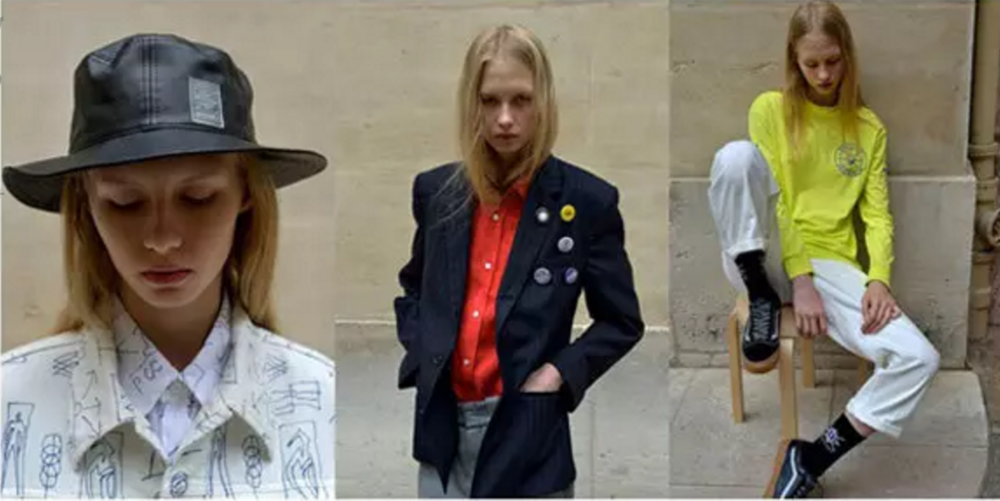 Gosha Rubchinskiy Gets Delicate For Spring