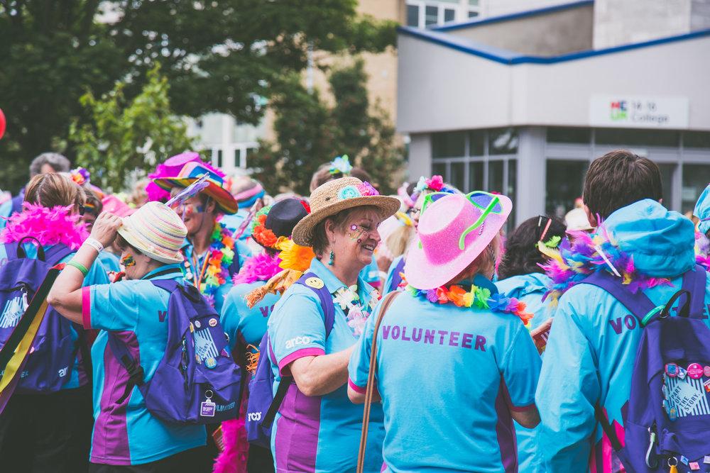 Pride hats
