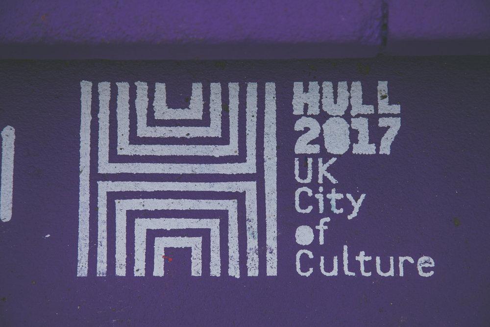 Hull 2017 UK city of culture