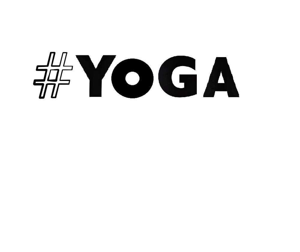 Yoga Hashtag