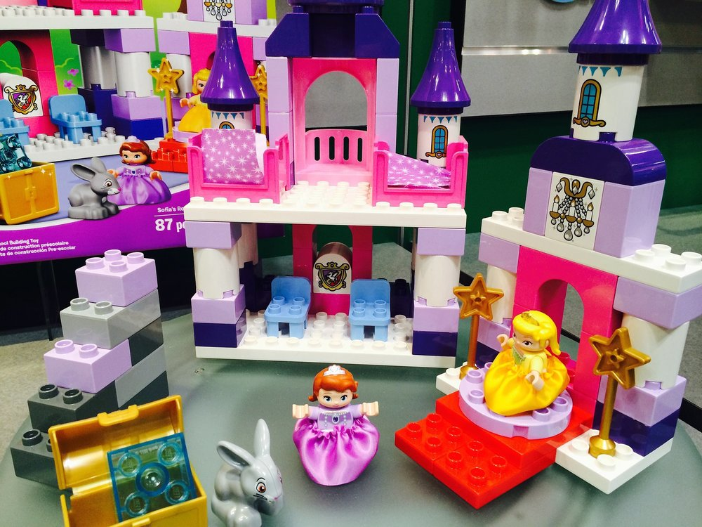 Sofia the First Duplos