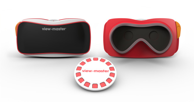 New View Master