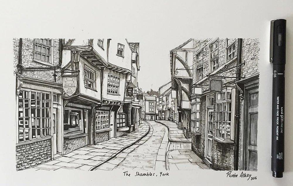 The Shambles,York