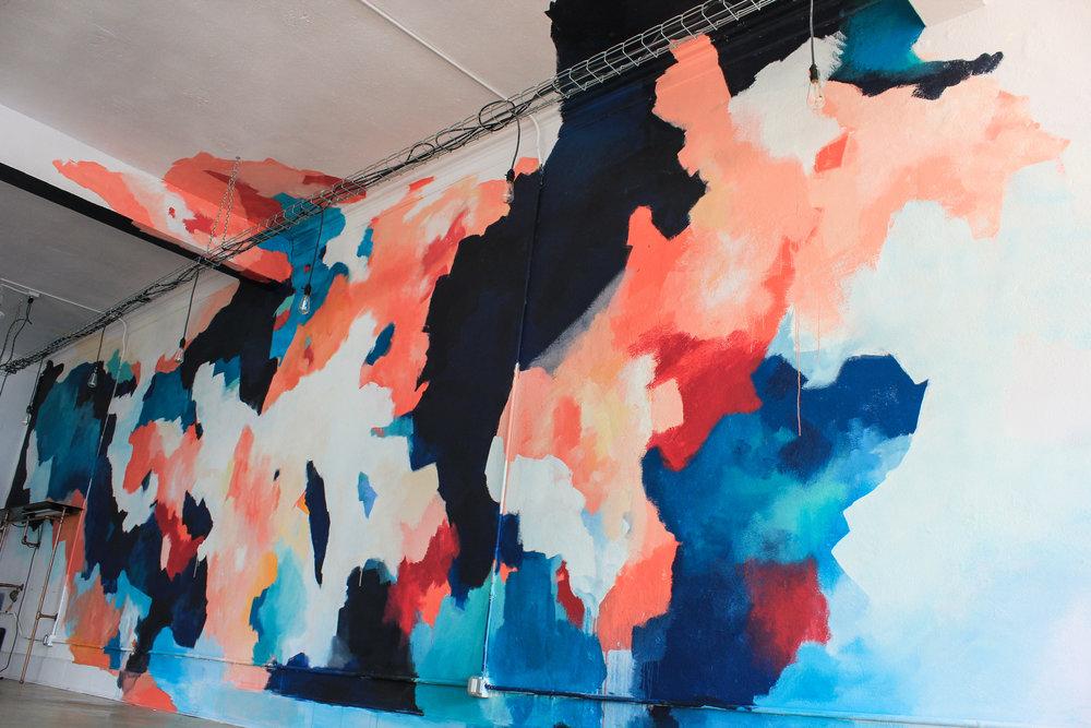 ArtPrize mural -