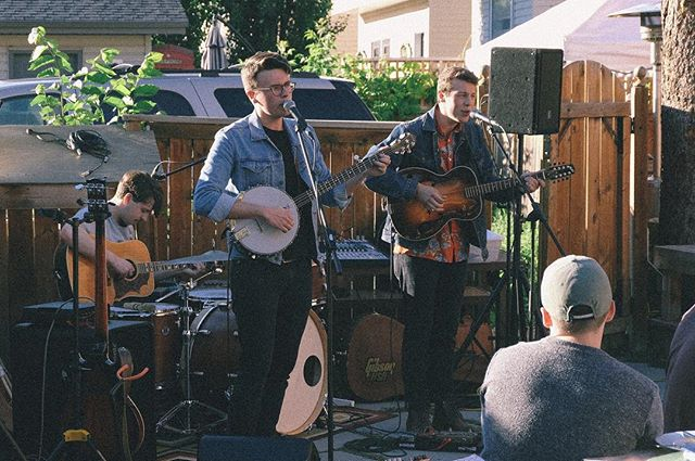 Thanks for coming out to our pop-up bbq with @flannelfoxes & @littlebrickyeg