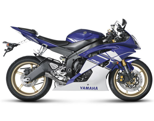 Exhaust System Performance Packages For Yamaha R6 w/ Akrapovic Slip-On Mufflers and Bazazz Fuel Management System