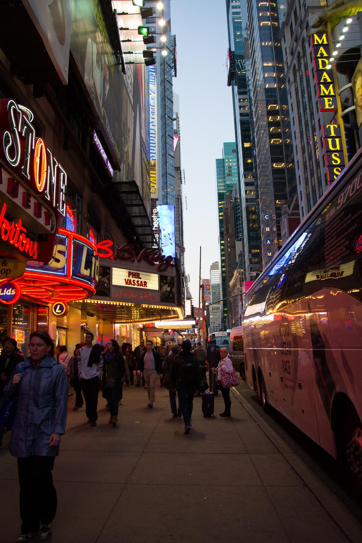 Streets NYC