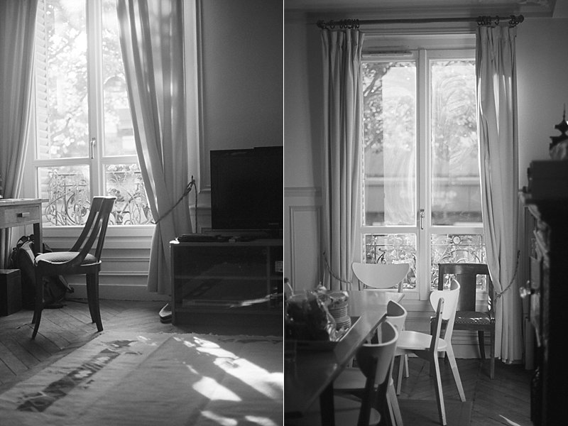 Parisian Apartment
