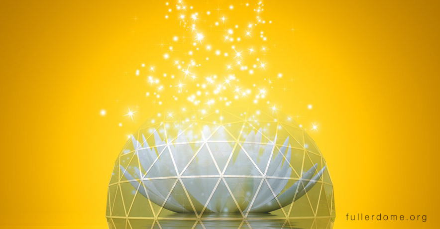 Boundless Buddha Zen Society now offers a practice in the Fuller Dome