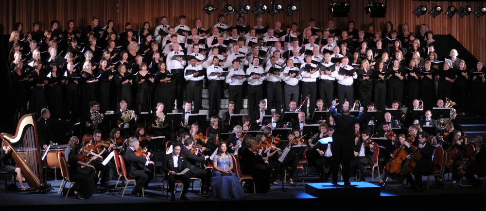 Soloist - Brahms' Requiem