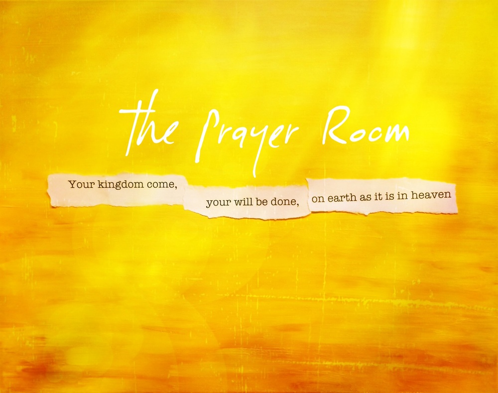 Check out the prayer room section to put in a prayer request or sign up for a time in the prayer room.
