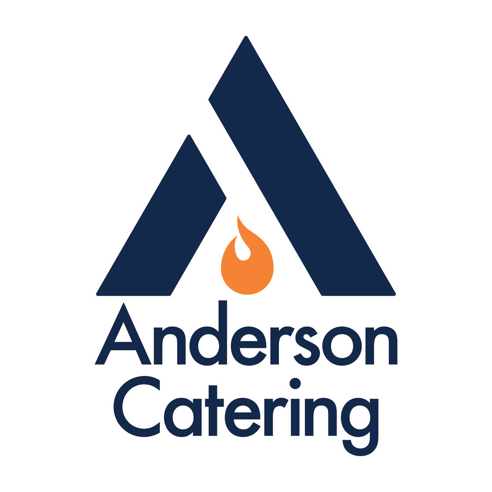 Catering logo graphic design by Hagan Design Co Champaign Illinois