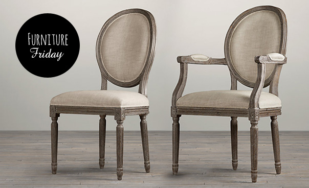 Furniture Friday Louis XVI Chair Love On Sunday